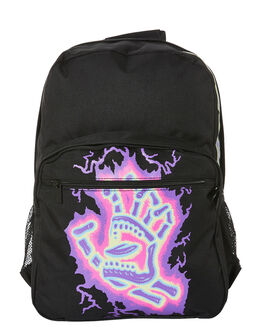 BLACK KIDS BOYS SANTA CRUZ BAGS + BACKPACKS - SC-YAD0496BLK