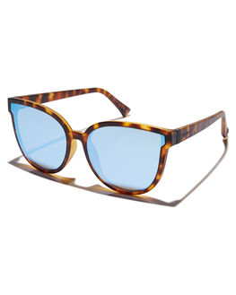 TORT BLUE CHROME WOMENS ACCESSORIES VONZIPPER SUNGLASSES - SJJFAITSKTORSA