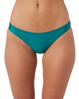 EMERALD WOMENS SWIMWEAR TIGERLILY BIKINI BOTTOMS - T391617EME