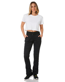 BLACK WOMENS CLOTHING THE NORTH FACE PANTS - NF0A2UOPJK3