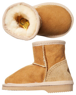 CHESTNUT KIDS TODDLER BOYS UGG AUSTRALIA FOOTWEAR - CHMINTCHE