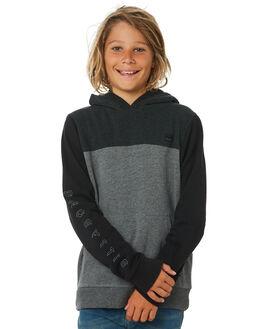 BLACK KIDS BOYS BILLABONG JUMPERS + JACKETS - 8595621BLK