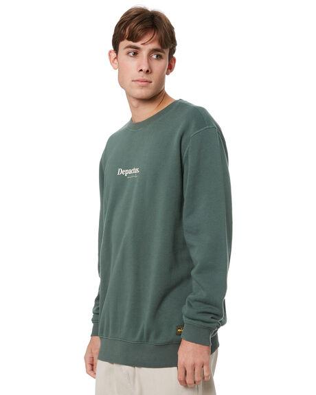 SAGE MENS CLOTHING DEPACTUS JUMPERS - D5214440SAGE