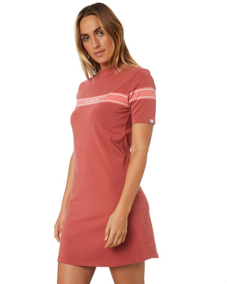 OLD ROSE OUTLET WOMENS ELEMENT DRESSES - 283874DRO