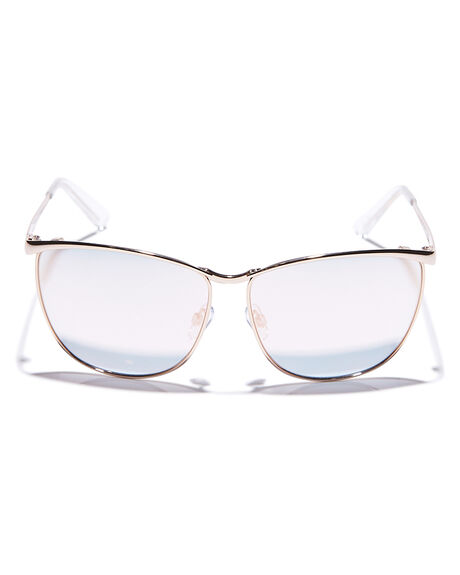 GOLD REVO WOMENS ACCESSORIES CARVE SUNGLASSES - 2171GLD