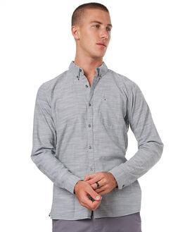 CLAY GREEN MENS CLOTHING HURLEY SHIRTS - 894999365