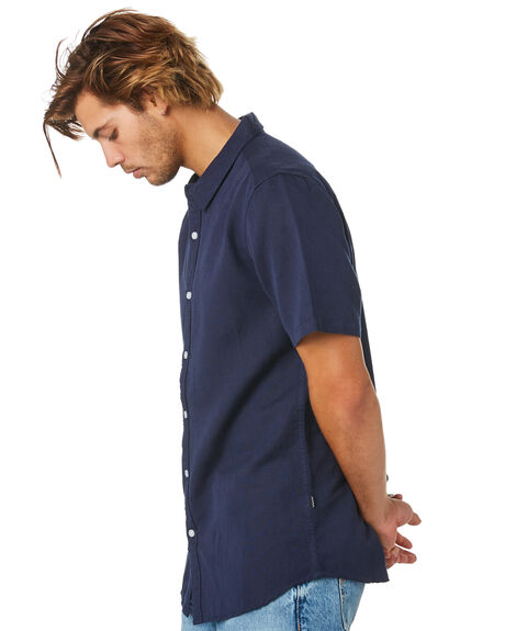 NAVY OUTLET MENS SWELL SHIRTS - S5201171NAVY