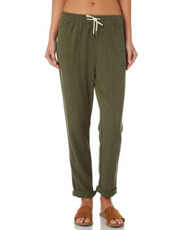 ARMY OUTLET WOMENS SWELL PANTS - S8184194ARMY