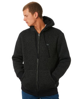 BLACK MENS CLOTHING BILLABONG JUMPERS - 9595633BLK