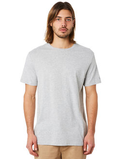 GREY MARLE OUTLET MENS VOLCOM TEES - A5011530GRM