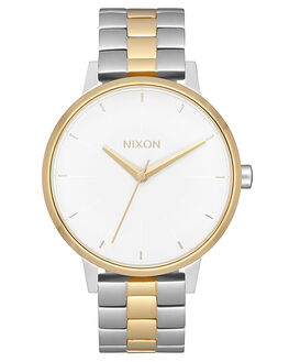 SILVER GOLD WHITE WOMENS ACCESSORIES NIXON WATCHES - A0992706