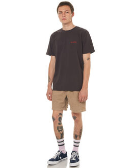 SAND MENS CLOTHING NO NEWS SHORTS - N5171236SAND