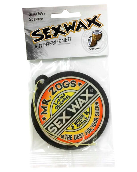 COCONUT MENS ACCESSORIES SEX WAX OTHER - ZM09COC21