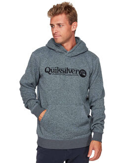 DARK GREY HEATHER MENS CLOTHING QUIKSILVER JUMPERS - EQYFT03964-KRPH
