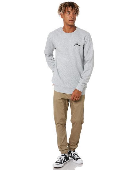 GREY MARLE MENS CLOTHING RUSTY JUMPERS - FTM0960GMA