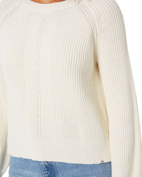 BONE WOMENS CLOTHING RIP CURL KNITS + CARDIGANS - GSWHB13021