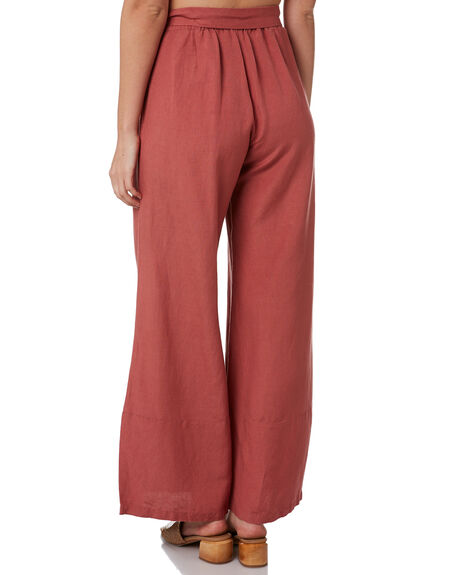 ROSE WOMENS CLOTHING TIGERLILY PANTS - T305386ROS