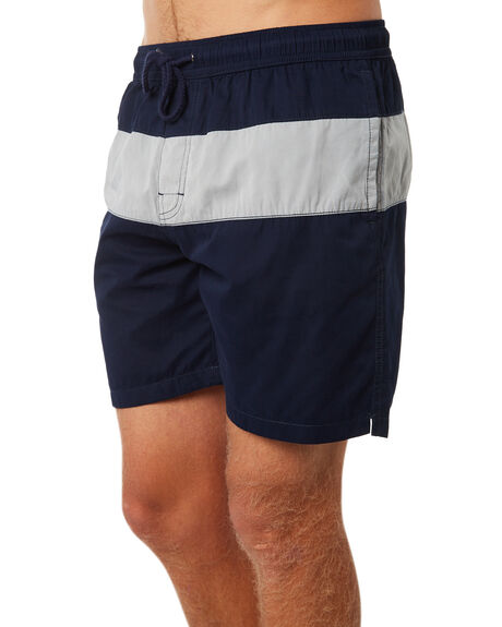 NAVY MENS CLOTHING SWELL BOARDSHORTS - S5174243NVY
