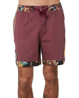 VINO MENS CLOTHING THE CRITICAL SLIDE SOCIETY BOARDSHORTS - BS1919VINO