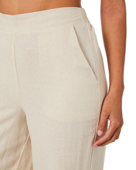 WHEAT WOMENS CLOTHING BETTY BASICS PANTS - BB851S20WHT