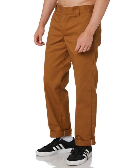 BROWN DUCK MENS CLOTHING DICKIES PANTS - WP873BDH