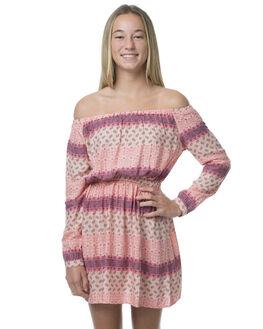 DUSTY ROSE KIDS GIRLS RIP CURL DRESSES - JDRAU10577