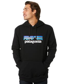 BLACK MENS CLOTHING PATAGONIA JUMPERS - 39539BLK