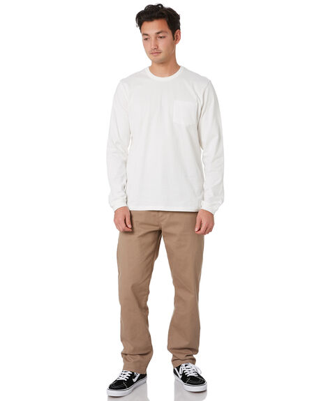 STONE MENS CLOTHING GLOBE PANTS - GB02006000STN