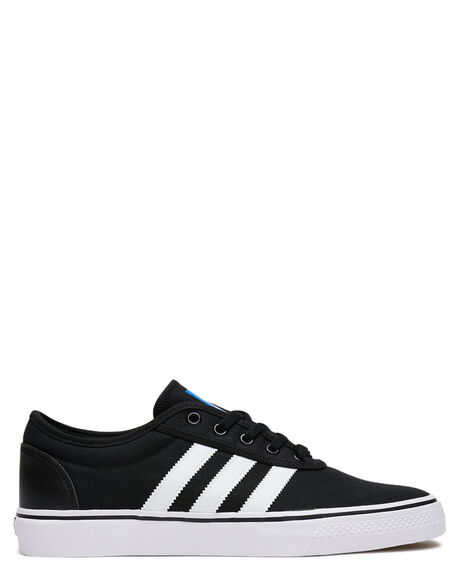 BLACK RUNNING WHITE MENS FOOTWEAR ADIDAS SKATE SHOES - SSC75611BLKWM