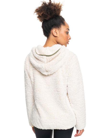 TAPIOCA WOMENS CLOTHING ROXY HOODIES + SWEATS - ERJPF03087-TEH0