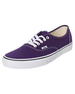 PURPLE WOMENS FOOTWEAR VANS SNEAKERS - SSVNA2Z5IV7FW