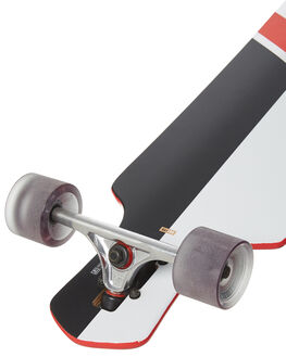 SILVER RED BOARDSPORTS SKATE GLOBE COMPLETES - 10525235SILVR