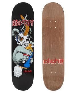 ANDREW BROPHY SKATE DECKS CLICHE  - 10026448BROPH