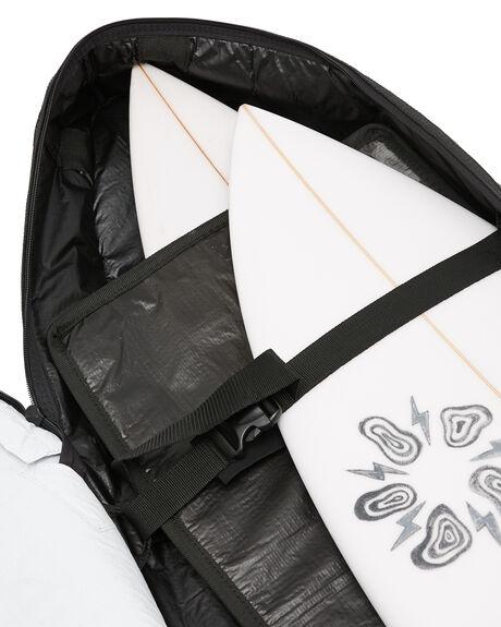 BLACK GREY BOARDSPORTS SURF FCS BOARDCOVERS - BT2-060-AP-BGYBLKGR