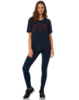 NAVY WOMENS CLOTHING THE UPSIDE ACTIVEWEAR - USW319086NVY