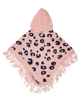 LEOPARD KIDS GIRLS EVES SISTER JUMPERS + JACKETS - 8035024PNK