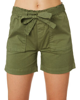 MOSS WOMENS CLOTHING RHYTHM SHORTS - APR19W-WS03-MOS