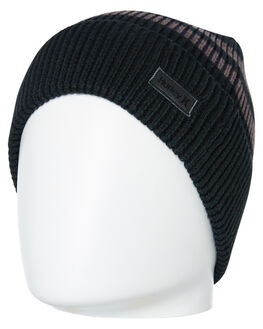 BLACK MENS ACCESSORIES HURLEY HEADWEAR - CI9708010