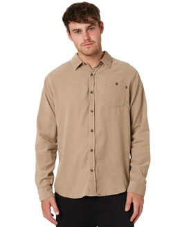 LIGHT FENNEL MENS CLOTHING RUSTY SHIRTS - WSM0867LFN