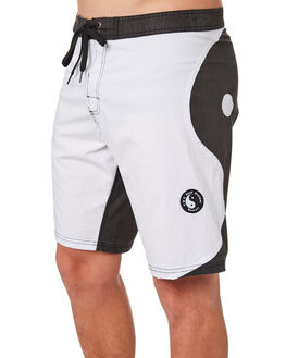 OD BLACK MENS CLOTHING TOWN AND COUNTRY BOARDSHORTS - TBO110ODBLK