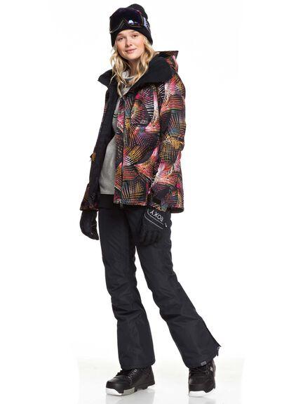 HEATHER GREY BOARDSPORTS SNOW ROXY WOMENS - ERJFT03970-SJEH