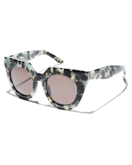 BABY BLUE TORT WOMENS ACCESSORIES VALLEY SUNGLASSES - S0102BBTOR