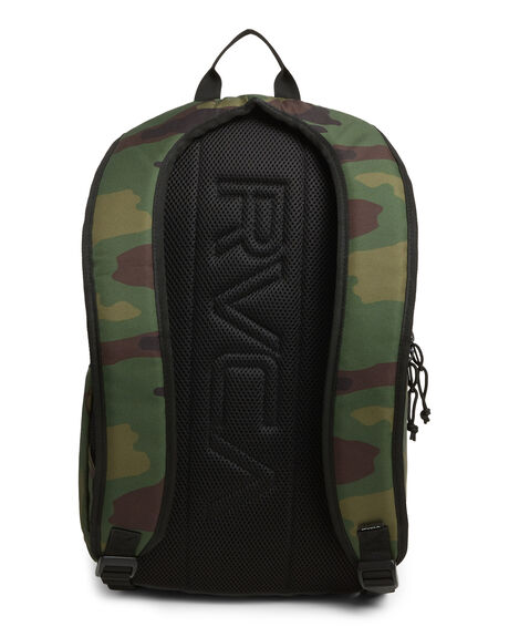 CAMO MENS ACCESSORIES RVCA BAGS + BACKPACKS - RV-R192451-CMO