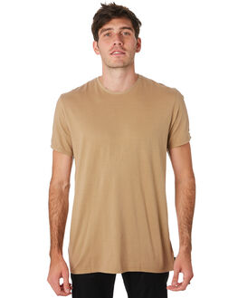 TAN MENS CLOTHING SWELL TEES - S5201001TAN