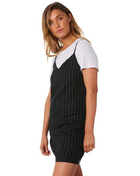 BLACK OUTLET WOMENS RHYTHM DRESSES - JUL18W-DR02BLK