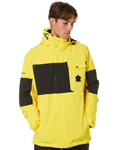 YELLOW BOARDSPORTS SNOW SESSIONS MENS - SMMJANN-YEL