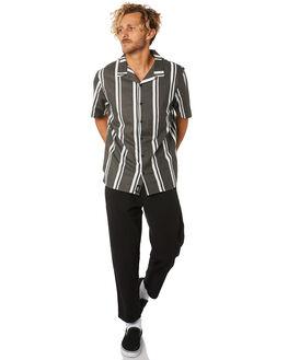 VAL STRIPE MENS CLOTHING THRILLS SHIRTS - TA9-213BZVALST