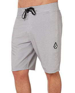 COOL GREY MENS CLOTHING VOLCOM BOARDSHORTS - A0801900COG