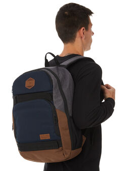 NAVY MENS ACCESSORIES RIP CURL BAGS + BACKPACKS - BBPTO20049