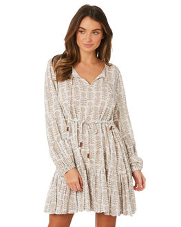 DUSK WOMENS CLOTHING TIGERLILY DRESSES - T391418DUS